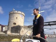 Sortie  du  Vieux  Port  -  La  Rochelle